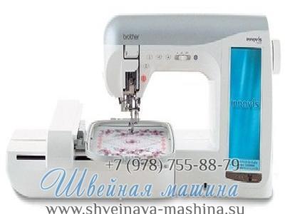 Brother INNOV-IS 4000 швейно вышивальная машина 1