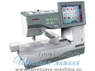 Janome Memory Craft 11000 швейно вышивальная машина 1