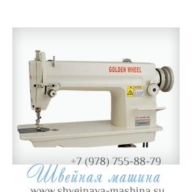 Прямострочная промышленная швейная машина GOLDEN WHEEL CS-5100H «Золотой челнок» 1