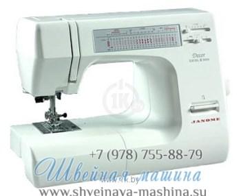 Швейная машинка Janome 5024 2