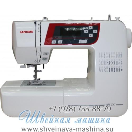 Швейная машина Janome 603DC 1