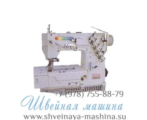 Плоскошовная машина GOLDEN WHEEL CSA-1500-4-160M 1