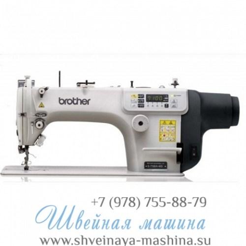 Прямострочная швейная машина Brother S-7100A-405 с прямым приводом и электронными функциями 1