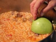 התפוחים נותנים את הקיק הסופי של המתיקות