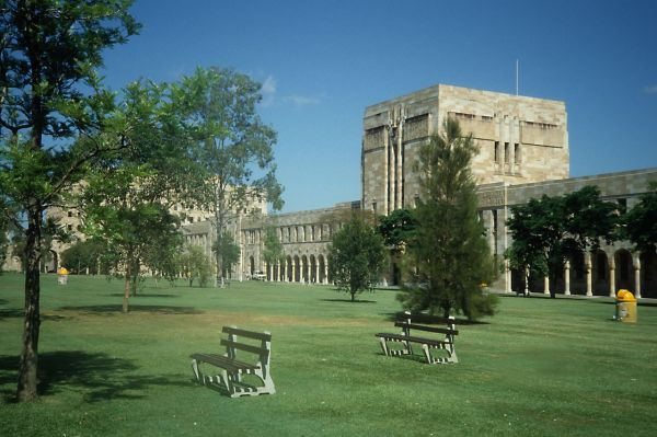 University of Queensland ABC STUDY OVERSEAS AGENCY