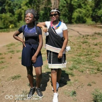 South African Traditional Dresses 2021 For Women's (10)