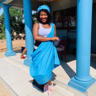 South African Traditional Dresses 2021 For Women's (8)