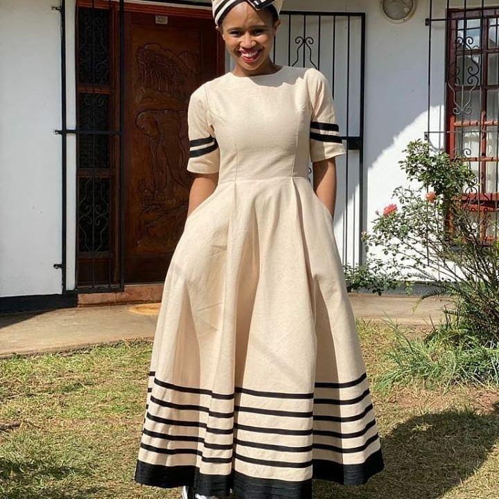 Gorgeous Xhosa Wedding Fashion 2021 (6)