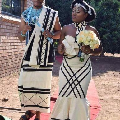 Gorgeous Xhosa Wedding Fashion 2021 (7)
