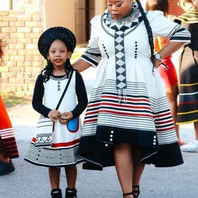 Gorgeous Xhosa Wedding Fashion 2021 (8)