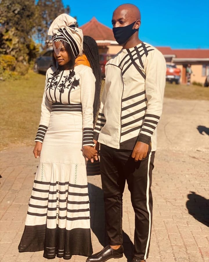 Traditional Xhosa Wedding 2021 With A Modern Twist (10)