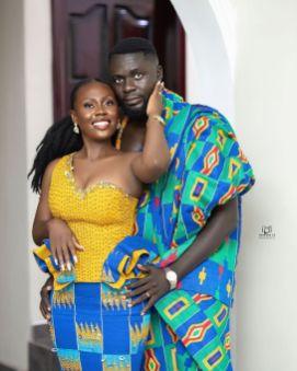 Latest Shweshwe Kente Fabric Styles 2021 (8)