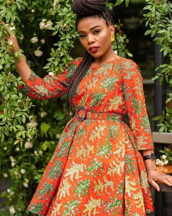 Latest Shweshwe Kente Fabric Styles 2021 (9)