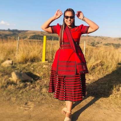 Xhosa traditional Attire (12)