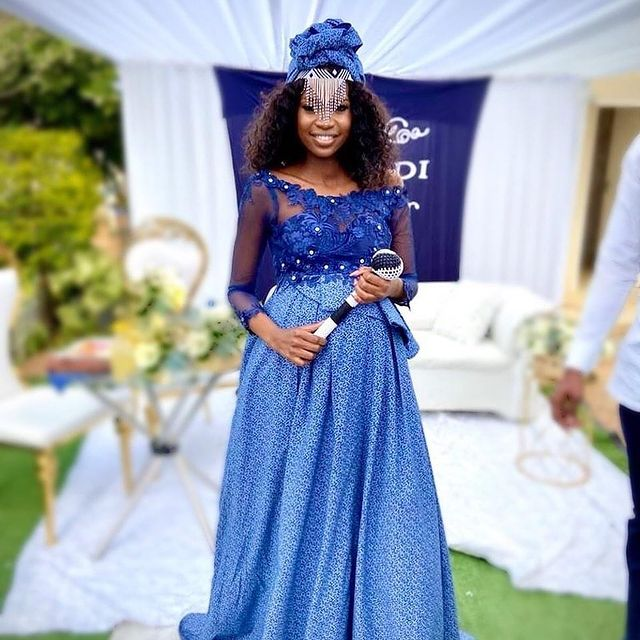 African wedding gowns 2021 (9)