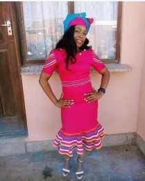 Sepedi traditional wear 2021 (2)