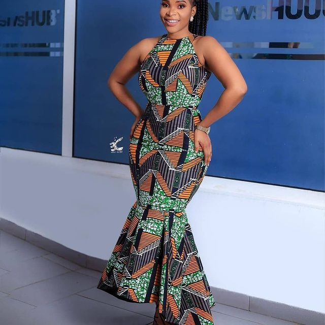 Stunning Ankara Styles For your Family Fashion Trend 2021 (12)