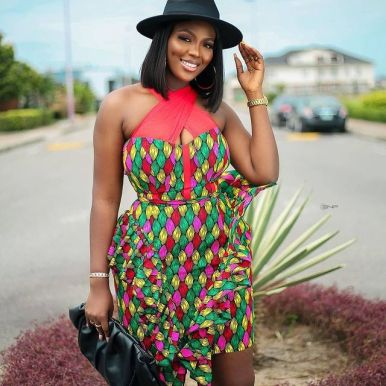 Stunning Ankara Styles For your Family Fashion Trend 2021 (13)