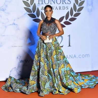 Stunning Ankara Styles For your Family Fashion Trend 2021 (14)