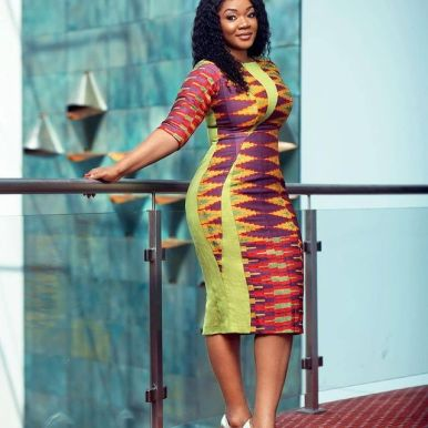 Stunning Ankara Styles For your Family Fashion Trend 2021 (3)