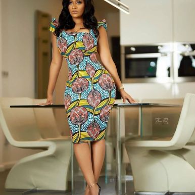 Stunning Ankara Styles For your Family Fashion Trend 2021 (4)