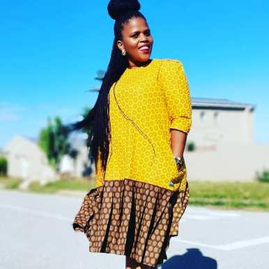 beautiful shweshwe dresses 2021 (2)