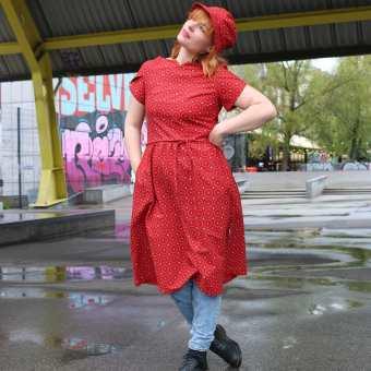 shweshwe dress designs 2021 (10)