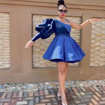 shweshwe dress designs 2021 (11)