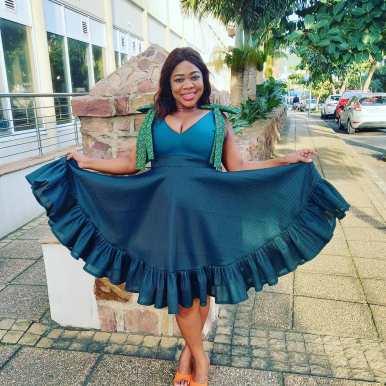 shweshwe dress designs 2021 (3)
