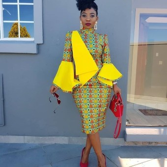 traditional African dresses designs 2021 (1)