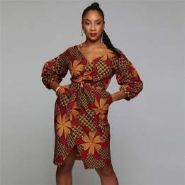 traditional African dresses designs 2021 (6)