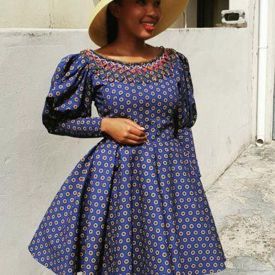shweshwe dresses 2021 (11)