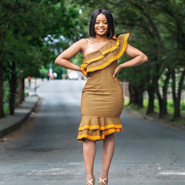 shweshwe traditional attire 2021 (12)