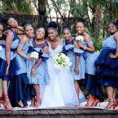 shweshwe traditional wedding dresses 2021 (9)
