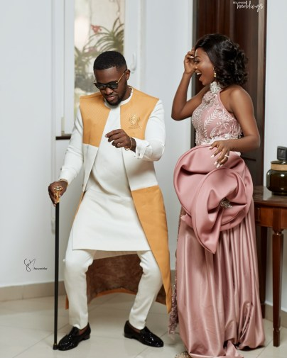 LATEST 10 AFRICAN WEDDING FASHION DRESSES OUTSTANDING (10)