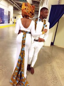 LATEST 10 AFRICAN WEDDING FASHION DRESSES OUTSTANDING (4)
