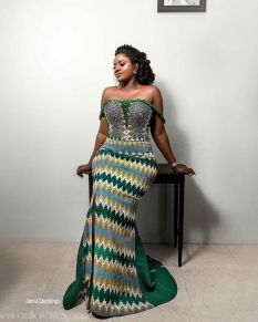 LATEST 10 AFRICAN WEDDING FASHION DRESSES OUTSTANDING (5)