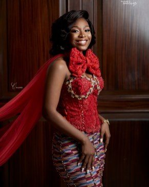 LATEST 10 AFRICAN WEDDING FASHION DRESSES OUTSTANDING (8)