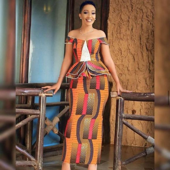 Awesome African Ankara Styles 2021 (15)