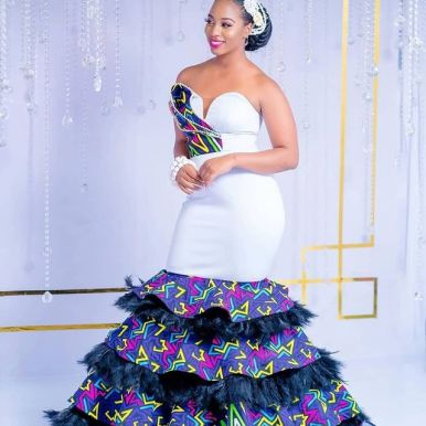 Awesome African Ankara Styles 2021 (4)