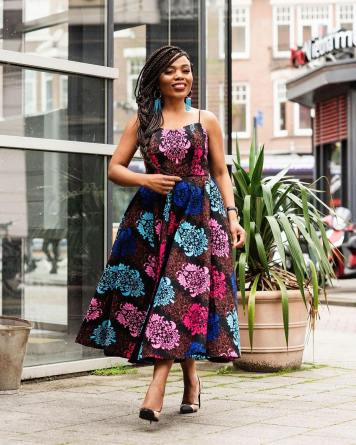 Best Kente Styles for African Women 2021 (14)