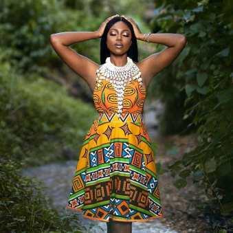 Best Kente Styles for African Women 2021 (9)
