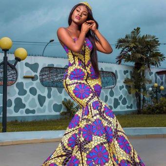 Stylish African Ankara Fashion Dresses 2021 (2)