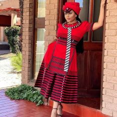 Wonderful Xhosa Traditional Attires for African Women (10)