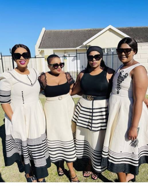 Wonderful Xhosa Traditional Attires for African Women (11)
