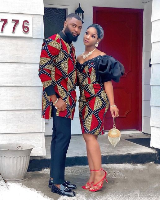 Amazing Ankara Dresses Gown Styles 2021 For Ladies (3)