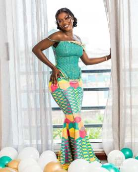 Awesome Traditional Kente Styles for Weddings 2021 (2)