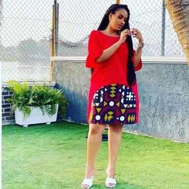 Kitenge Fashion 2021 For African Ladies - Kitenge Fashion (2)