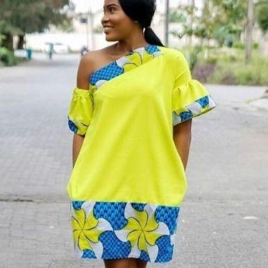 Kitenge Fashion 2021 For African Ladies - Kitenge Fashion (3)