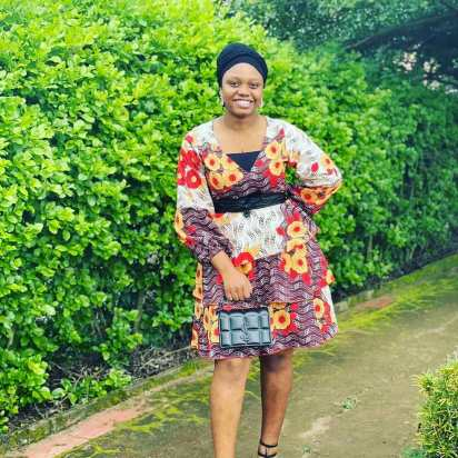 Latest Ankara Gowns 2021 For Ladies (7)